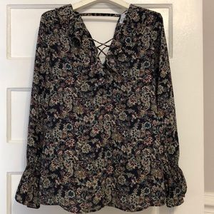 Fall blouse - Size M